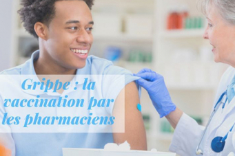 pharmacien vaccination grippe
