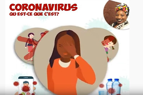 Coronavirus visuel video GPS 1